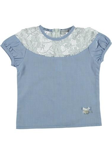 Mininio Gömlek Mavi